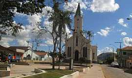 Consolação - Consolação-MG-Praça e Matriz de N.Sra.da Consolação-Foto:motoadventure.com.br