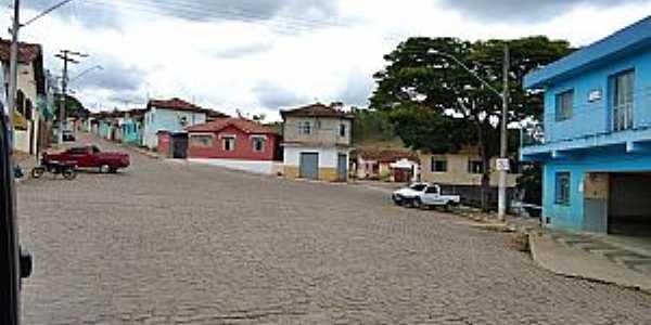 Consolação-MG-Centro da cidade-Foto:barão junior