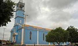 Coqueiral - Igreja de Coqueiral por CicloTP