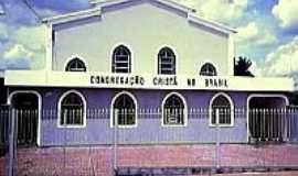 Coqueiral - Igreja da Congregação Cristã do Brasil em Coqueiral-Foto:Congregação Cristã.NET