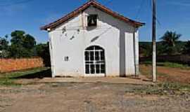 Coração de Jesus - Capela na Vila de São Geraldo em Coração de Jesus-MG-Foto:Antonio de Andrade