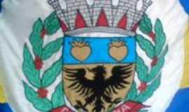Cordislândia - Bandeira de Cordislândia, Por Juarez Gustavo C. de Oliveira