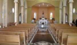 Cordislândia - Interior Igreja, Por Consuelo Rufino