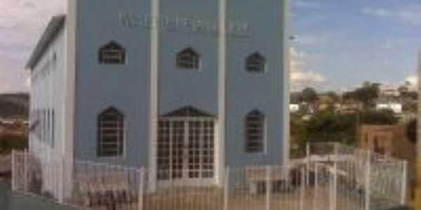 Igreja Assembleia de Deisterio de Santos, Por Marco Antonio Scandalous Min