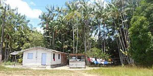Gurupora-AP-Casa ribeirinha-Foto:circovitoria.blogspot.com.br