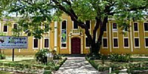 Colégio Angélica-Foto: tio gegeca [Panoramio]