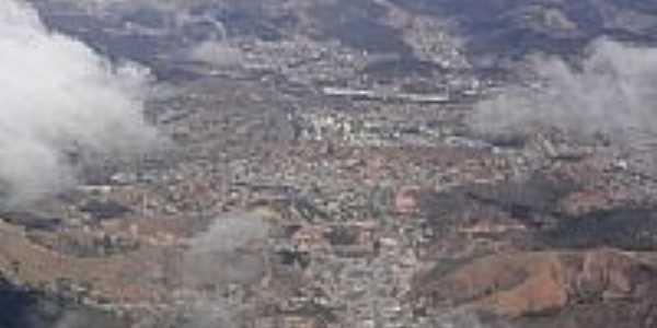 Vista aérea-Foto:aroldinho dos reis