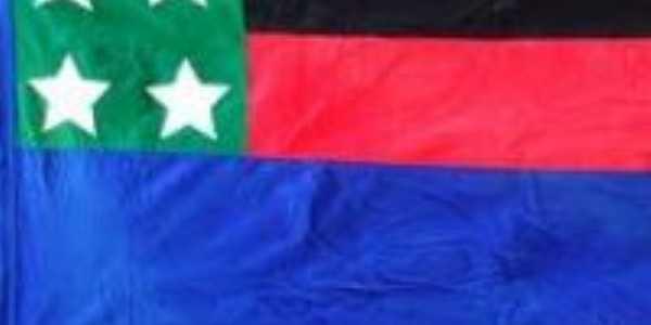 Bandeira de Coronel Pacheco MG, Por IMACULADA FONSECA - Turismo Coronel Pacheco