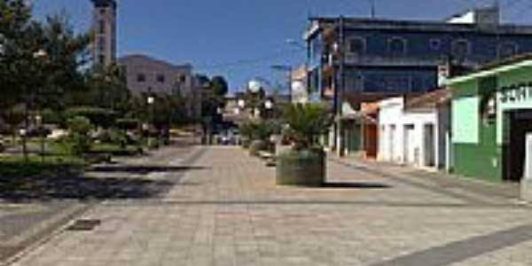 Praça da Matriz foto por Ésio Salgado