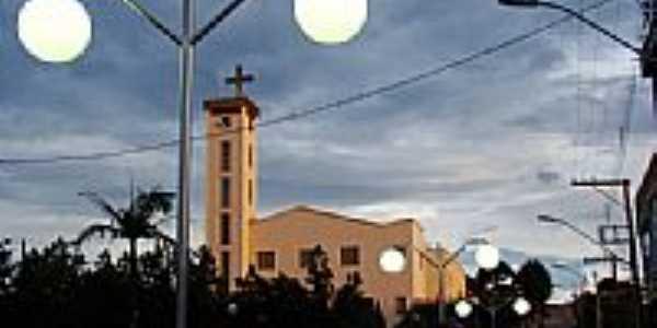 Igreja Matriz foto por Thiago Remiggi