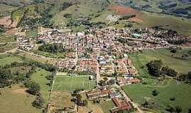 Córrego do Bom Jesus - Córrego do Bom Jesus-MG-Vista aérea da cidade-Foto:serrasverdes.com.br