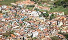 Córrego do Bom Jesus - Córrego do Bom Jesus-MG-Vista parcial da cidade-Foto:Jornal O Registro