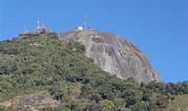 Córrego do Bom Jesus - Pedra de São Domingos em Córrego do Bom Jesus-MG-Foto:ACCosta