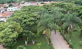 Córrego do Ouro - Praça da Matrz-Foto:SORIN2009