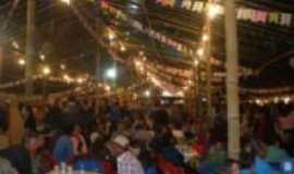 Córrego do Ouro - Festa N. S. do Rosario - festa tradicional da cidade, Por Décio Coelho Júnior
