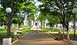 Córrego do Ouro - Praça da Igreja-Foto:CicloTP [Panoramio]