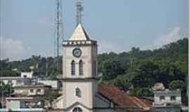 Córrego Fundo - Igreja Matriz(de baixo)-Foto:Aender (Arcos-…