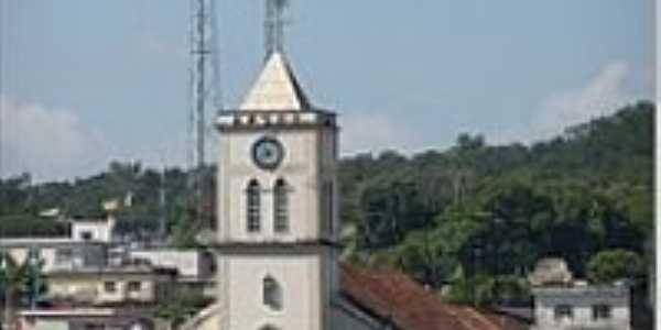 Igreja Matriz(de baixo)-Foto:Aender (Arcos-…