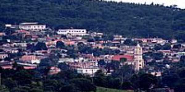 Vista da cidade-Foto:airtonlagoeiro