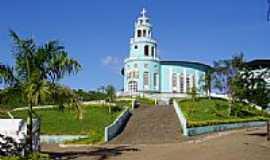 Córrego Novo - Igreja da Sagrada Família-Foto:salvereis [Panoramio]