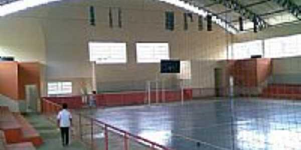 Ginásio de Esportes-Foto:pedrovieira[Panoramio]