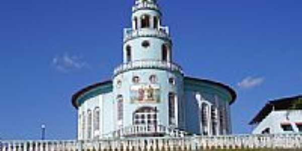 Igreja da Sagrada Família-Foto:salvereis [Panoramio]