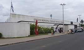 Arapiraca - Arapiraca-AL-Estádio Municipal Coaracy da Mata Fonseca-Foto:Antonio Carlos Buriti