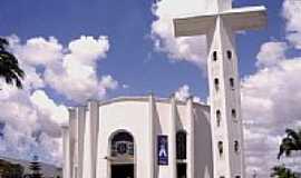 Arapiraca - Catedral de N.Sra.do Bom Conselho-Foto:Vicente A. Queiroz