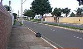 Arapiraca - Rua de Arapiraca-Foto:Clodomildo P. de Sou�