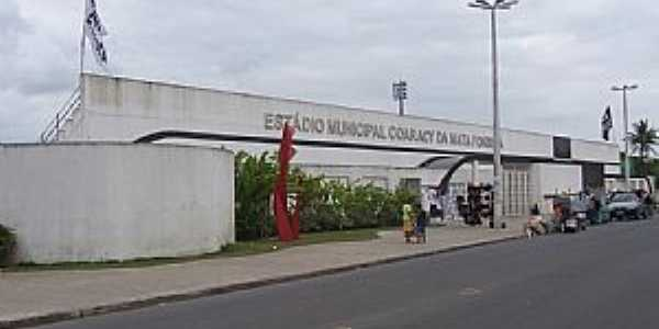 Arapiraca-AL-Estádio Municipal Coaracy da Mata Fonseca-Foto:Antonio Carlos Buriti