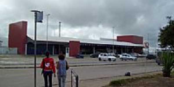Estação Rodoviária-Foto:Michael de Lima