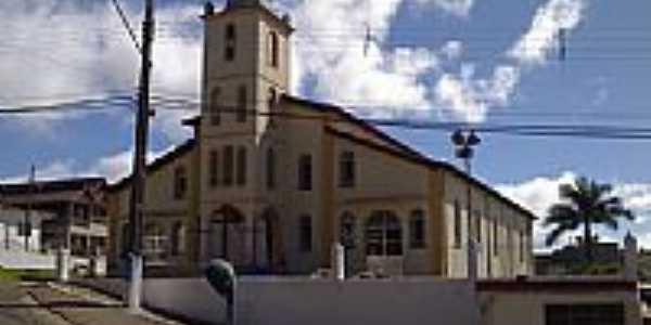 Matriz de São Sebastião-Foto:Raymundo P Netto