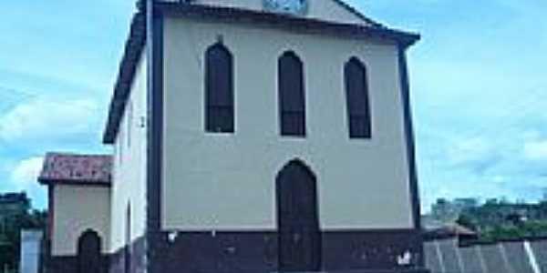 Igreja de Santo Antonio-Foto:Evalder