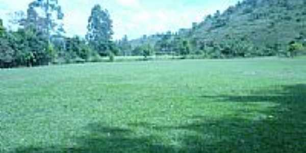 Campo de Futebol-Foto:Evalder