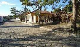 Costa Sena - Costa Sena-MG-Rua central da cidade-Foto:Camila.costa