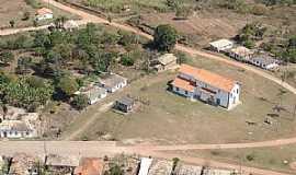 Costa Sena - Costa Sena-MG-Vista aérea do centro-Foto:Ismar Antunes