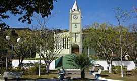 Distrito dos Costas - Distrito dos Costas-MG-Matriz de São João Batista-Foto:Marçal Carboneri