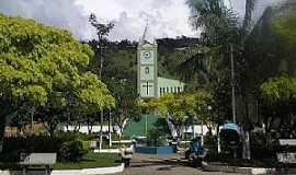 Distrito dos Costas - Distrito dos Costas-MG-Praça e Matriz de São João Batista-Foto:souzacds