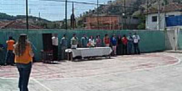 Cerimônia de Inauguração da Internet-Foto:José Carlos Teixeira…