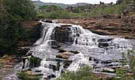 Couto de Magalhães de Minas - Cachoeira foto Waguinho