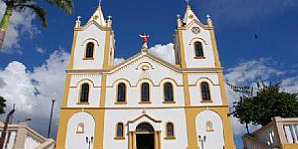 Cristina-MG-Matriz do Divino Espírito Santo-Foto:cristina.mg.gov.br
