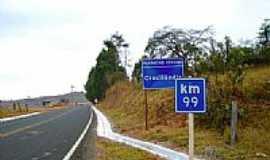 Crucilândia - Rodovia de Acesso a Crucilândia via Itaguara