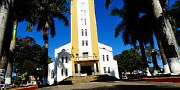 Crucilândia-MG-Matriz de São Geraldo Magela-Foto:Renato Vinicius