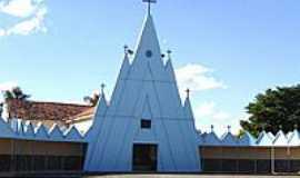 Cruzeiro da Fortaleza - Igreja-Foto:tarciso