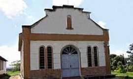 Cruzeiro dos Peixotos - Igreja de Santo Antônio de Pádua e São Sebastião-Foto:Vicente A. Queiroz