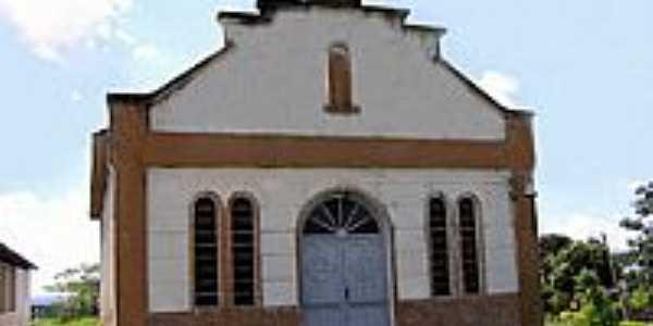 Igreja de Santo Antônio de Pádua e São Sebastião-Foto:Vicente A. Queiroz