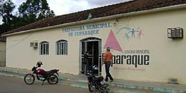 Prefeitura de Cuparaque -MG  por Gustavo Sturzenecker  Moreira