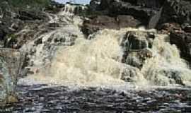 Curimataí - Cachoeira de Curimataí-Foto:Filipe Moura Rocha