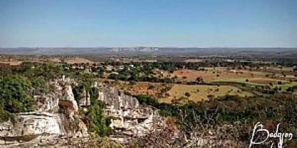 Imagens da localidade de Curimataí - MG
