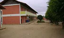 Curral de Dentro - escola Municipal-Foto:Andr�Silva